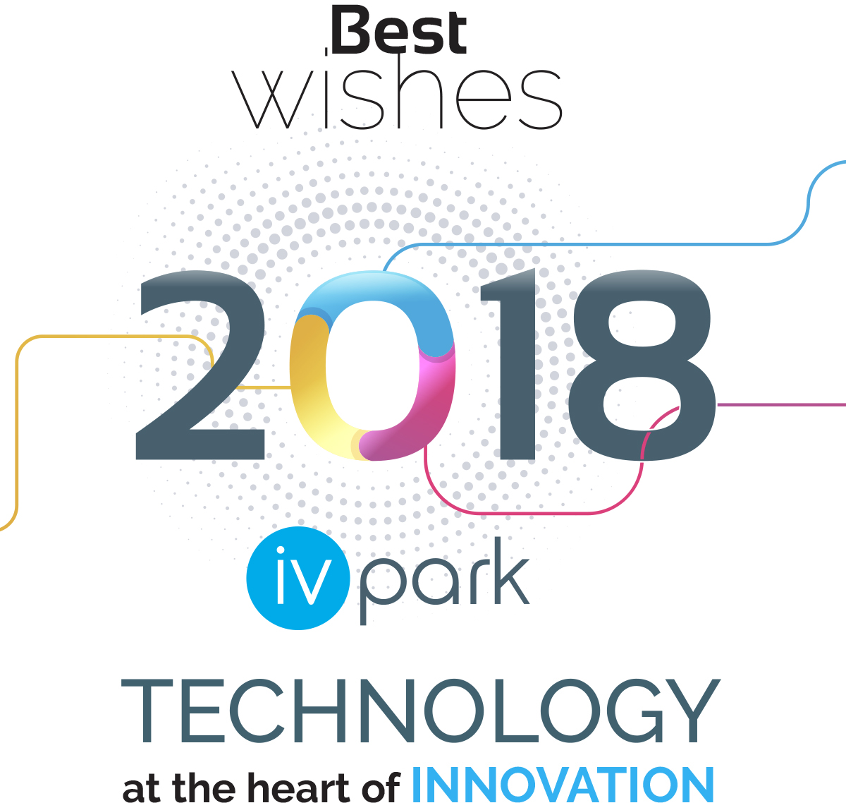 Best Wishes 2018 - IVPark, technologie at the hearth of innovation